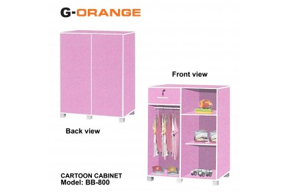 BB800 Cartoon Cabinet - Disney Princess