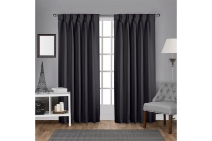 Ready Made Curtain Blackout FRENCH PLEAT