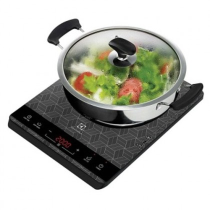 Electrolux ETD29PKB 2000W Induction Cooker