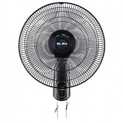 "Elba EWMF-E1645(BK) 16"" Wall Fan"
